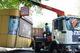 С улиц Днепра уберут батут-нелегал, холодильник и незаконную пивную