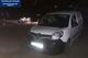 В Днепре на Донецком шоссе мотоциклист врезался в Renault: видео момента ДТП