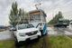 В Днепре на Донецком шоссе произошло сразу три аварии: видео момента ДТП