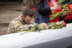 В днепровском парке Памяти и Примирения почтили память погибших во Второй мировой