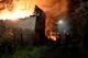 У Дніпровському районі у селі Самарівка ліквідовано займання дачного будинку