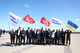 В сердце и на флагах: «Спасибо за жизнь!»  сказали днепряне автопробегом к Дню Победы