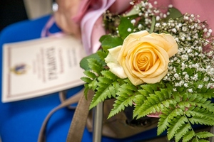 В Днепре по случаю профессионального праздника отметили лучших медицинских сестер