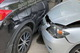 В Днепре водитель Mazda умер за рулем и врезался в припаркованные автомобили