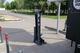 В сквере Усачева на левобережье установили  велоремонтную станцию