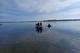 В Днепропетровской области на реке Базавлук погиб аквалангист: спасатели достали тело мужчины из водоема