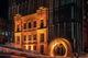В Днепре еще одно здание получит шикарную подсветку