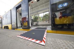 Транспортную инфраструктуру в Днепре развивают в соответствии со стандартами инклюзивности и доступности