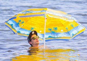 На Дніпропетровщині працюють 13 офіційних пляжів
