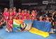 Команда черлидеров из Каменского вошла в десятку лучших на чемпионате Европе в Праге