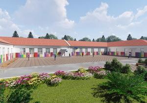 В Петриковке реконструируют столетнюю начальную школу