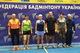 Преподавательница ДНУ - двукратная чемпионка  Украины по бадминтону