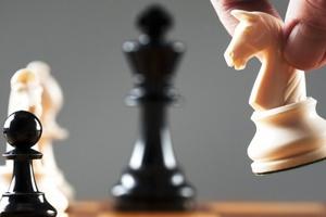 Днепрянин Михаил Алексеенко стал серебряным призером чемпионата Украины по шахматам