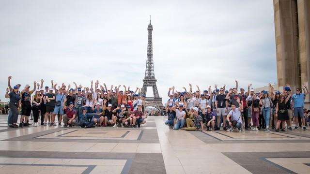 Картинки по запросу студенты в париже