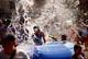 В Каменском прошла масштабная «Водная битва»