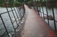 В Днепре уходит под воду мост через реку Шиянку