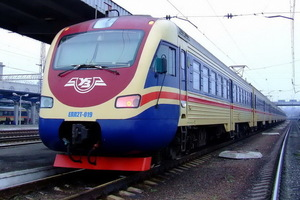 Вниманию пассажиров: на Приднепровской железной дороге меняется расписание движения пригородных поездов