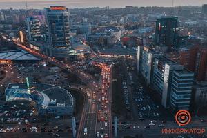 В Днепре целый год собираются по ночам перекрывать улицу Харьковскую