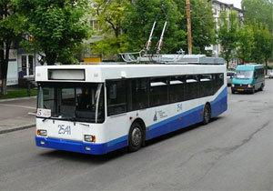 25 июля троллейбусы №№10,12 будут перевозить пассажиров по сокращенным маршрутам