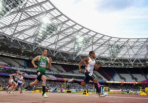 Днепровские паралимпийцы взяли лондонское «золото»