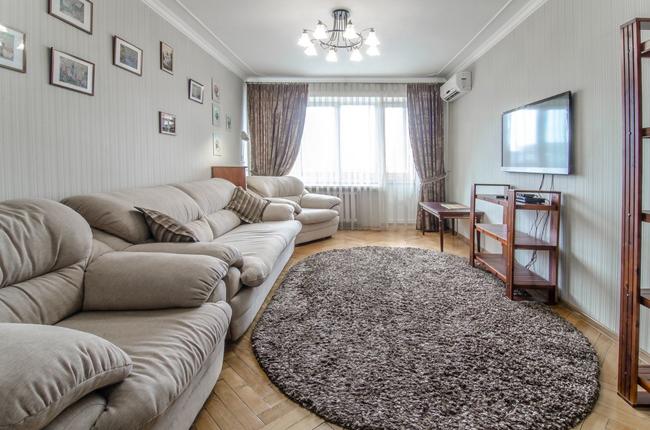 Посуточная аренда квартир в Москве