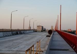Центральный мост в Днепре за 311 млн грн. отремонтирует фирма из Мариуполя