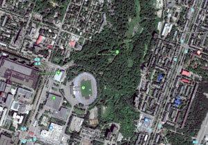 Тайны Днепра: парк Зелёный Гай