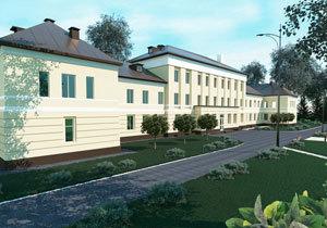 В Никополе реконструируют старую амбулаторию под современную детскую больницу