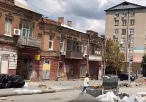 Как проходит ремонт ул. Троицкая в Днепре