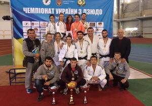 Дніпровські дзюдоїсти завоювали медалі на Відкритому Кубку України