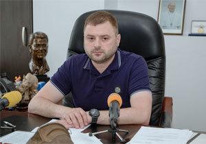 Михаил Лысенко: Днепр имеет достаточный запас жидкого хлора, проблем с водоснабжением нет