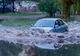 В Днепре из-за сильных осадков затопило Байкальскую: улица превратилась в «реку»