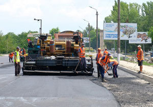 Одна из самых длинных улиц Покрова будет с покрытием европейского качества