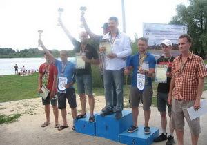 Команда Днепропетровщины стала первой на чемпионате Украины по судомодельному спорту