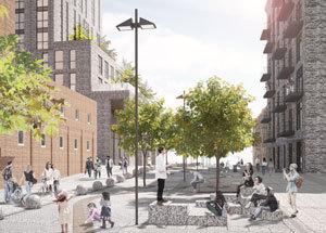 Проект нового пешеходного бульвара по улице Южная в Днепре – лауреат «Премии  Национального союза архитекторов Украины»