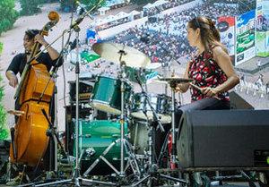 В Днепре проходит юбилейный легендарный фестиваль джаза