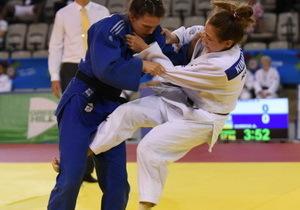 Днепровская дзюдоистка завоевала бронзовую медаль на Кубке Европы среди юниоров в Праге
