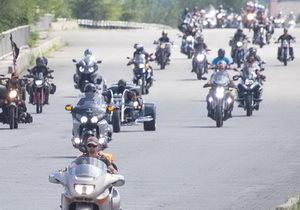 В Каменском состоялся мотофестиваль «Moto Olympic Games»