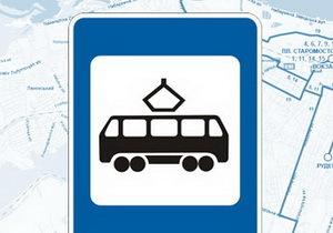 Изменения в движении трамвайных маршрутов 23 июля