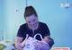 На Днепропетровщине родился ребенок-богатырь, весящий более 5 килограммов