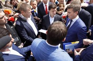 Владимир Зеленский и Борис Филатов обсудили перспективы реконструкции Днепровского аэропорта