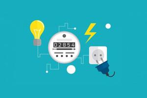 По каким тарифам оплачивают электроэнергию жители Днепропетровщины