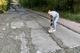Хотели ровную дорогу, а получили проблемы с полицией: в Днепре активисты самостоятельно отремонтировали Крестьянский спуск