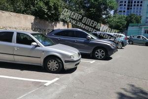 В Днепре появились бесплатные парковки (адреса)
