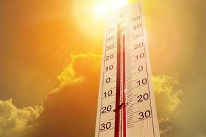 Когда из Днепра уйдет немилосердная жара?