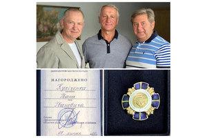 Івана Куліченко відзначили обласною нагородою