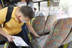 «Смерть маршруткам!»: у Дніпрі громадський транспорт у неналежному стані знімають з рейсів
