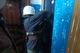 На Днепропетровщине спасателям пришлось ломать дверь в квартиру из-за протухшей рыбы