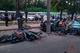 В Днепре на Набережной Победы BMW влетел в столб: водитель погиб на месте