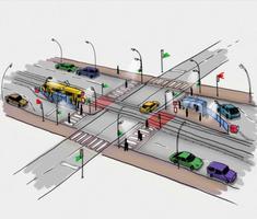 Какими могут стать новые остановки на Донецком шоссе